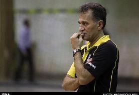 شهنازی: فدراسیون والیبال در حال خریدن وقت است/ دلم شکسته است!