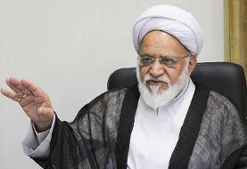 مصباحی مقدم: جامعه روحانیت مبارز در حال بازسازی تشکیلاتی است و وارد موضوع انتخابات نمیشود/ ...
