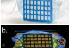 پیشگیری از کرونا با ماسکی از جنس تیتانیوم (+عکس)