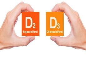 تفاوت ویتامین D۲ و D۳ در چیست؟