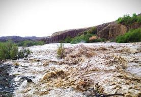 طغیان رودخانه سیرین کور، جان زوج بلوچ را گرفت