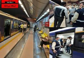 برخورد سختگیرانهتر مترو برای ورود دستفروشان مرد به واگن خانمها