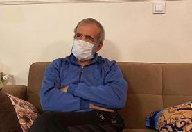مسعود پزشکیان به بیماری کرونا مبتلا شد