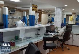 ویدئو / بیمارستان «هاجر» شهرکرد در دوران شیوع کرونا