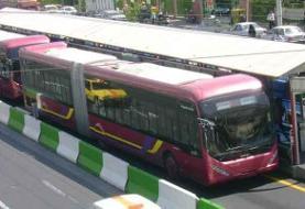 فرسودگی ۳۶۰۰ اتوبوس فعال در ناوگان عمومی تهران | سهم اتوبوسهای شهری در ...