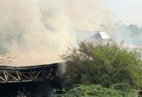 آخرین جزییات آتش&#۸۲۰۴;سوزی در بازار پردیس یک جزیره کیش