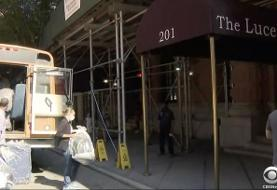 New York is moving homeless people into luxury hotels to protect them against coronavirus and ...