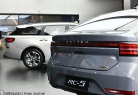 بائوجون RC-۵؛ سدان ۸۵۰۰ دلاری چینی که بیشتر به کراس شباهت دارد! (+تصاویر)