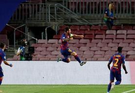 تقابل بزرگ در لیگ قهرمانان اروپا؛ بارسلونا و بایرن به هم رسیدند