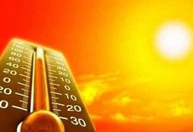 تهران ۵ درجه گرمتر میشود