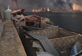نابودی قایق های روئینگ در انفجار بیروت/کرونا جان قایقرانان لبنانی را نجات داد