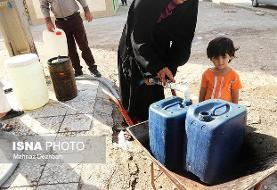 نماینده سپیدان: مردم روستاها هنوز برای تامین آب شرب مشکل دارند