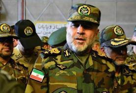 هشدار جدی فرمانده نیروی زمینی ارتش به طرفین جنگ قرهباغ