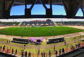 ورزشگاه اراک برای لیگ برتر بازسازی میشود