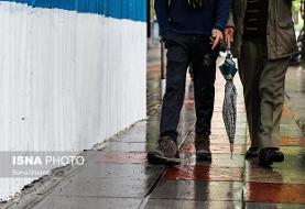 ایران در مهر ماه کمبارش بود/وضعیت بارشها در آبان و آذر