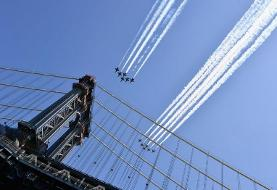 'Are you out of your mind?': US Navy cancels New York 9/11 flyover tribute amid public outrage