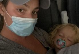 Mother, 2-year-old escorted from Southwest Airlines flight because of mask policy