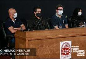 در نشست مطبوعاتی «بی حسی موضعی» در موزه سینما مطرح شد/ چراغ سینماها باید روشن باشد