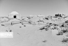(تصاویر) روستاهای رهاشده سیستان