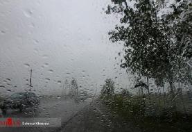 هشدار هواشناسی نسبت به وقوع رگبار و رعد برق در نیمه غربی گیلان