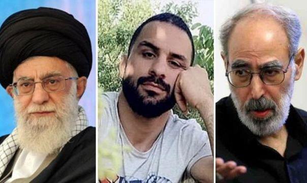 ابوالفضل قدیانی: رهبر ایران مسئول اعدام نوید افکاری است