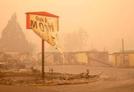 Armed gangs 'protecting property' in wildfire evacuation zones are confronting people at ...