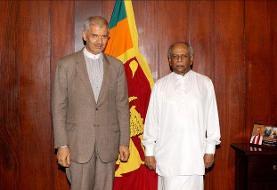 دیدار سفیر ایران در کلمبو با وزیر خارجه سریلانکا