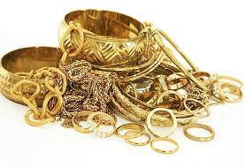 پسری که یک میلیارد تومان طلا از مغازه پدرش دزدید