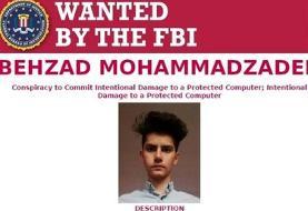 حکم دادگستری آمریکا برای هکر ایرانی