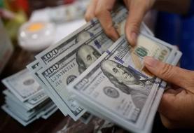 قیمت ارز در بازار آزاد در روز چهارشنبه ۲۶ شهریور