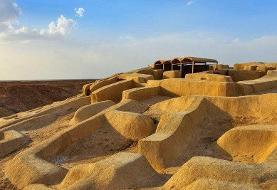 کشف سه محوطه جدید باستانی در حریم شهر سوخته