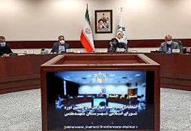 رئیس شورای شهر مشهد ابقا شد