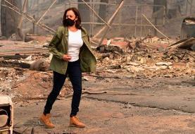 Kamala Harris Wore Timberlands. The Internet Responded.