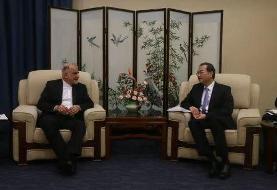 علاقهمندی چین برای گسترش روابط دوجانبه براساس اراده مشترک