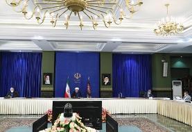 رییس جمهور:شنبه و یکشنبه روزهای پیروزی ملت ایران و شکست مفتضحانه آمریکاست