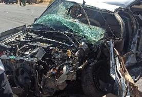 ۲ نفر در تصادف جاده روانسر کشته شدند