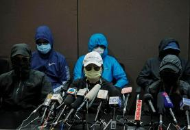 China confirms it detained 12 Hong Kongers at sea last month