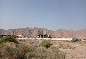 آثار باستانی حاجیآباد قربانی بیتدبیری مسئولان