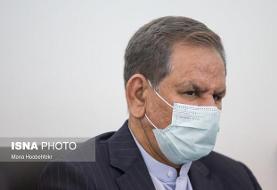 پیام تسلیت جهانگیری به رییس کمیته ملی المپیک ایران
