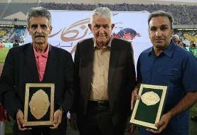 پیشکسوت فوتبال استقلال درگذشت