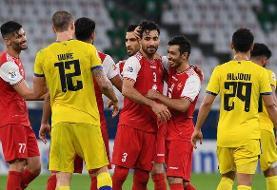 شجاع و رضاییان در تیم منتخب هفته لیگ قهرمانان
