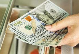سبقت نرخ دلار صرافی ملی از نرخ بازار آزاد