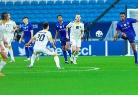 تصمیم خاص AFC به سود الهلال