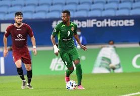 الاهلی عربستان به یکچهارم نهایی لیگ آسیا رسید