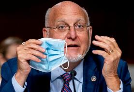 CDC chief says masks better at stopping coronavirus than a vaccine