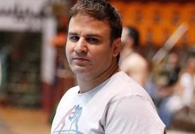 نایب قهرمان المپیک به کرونا مبتلا شد