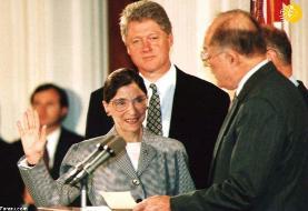 روث گینزبرگ، قاضی لیبرال دیوان عالی آمریکا درگذشت