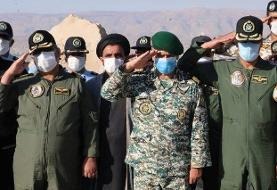 برپایی همایش پیادهروی مشترک تکاوران تیپ ۵۵ هوابرد ارتش و کارکنان پایگاه شهید دوران