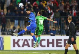 آمار نگران کننده استقلال برابر تیمهای عراقی