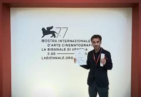 گفتگو با شهرام مکری | هیجان رونمایی جنایت بیدقت در ونیز تا چالش اکران در ایران